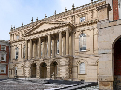 Osgoode Hall Courts of Law, Toronto.  By Shutterstock