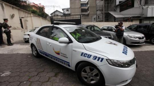 El 28 de mayo, la Policía decomisó equipos de la oficina de Laura Terán. Foto: El Comercio
