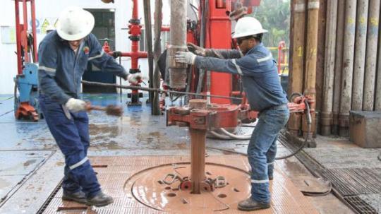 Actualmente, del bloque 43 ITT se extraen 66 268 barriles de crudo por diarios. Foto: El Comercio
