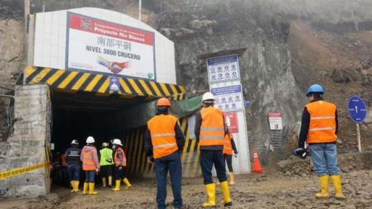 Potencial. El sector minero podría ser el 4% del PIB en 2021. Foto: La Hora