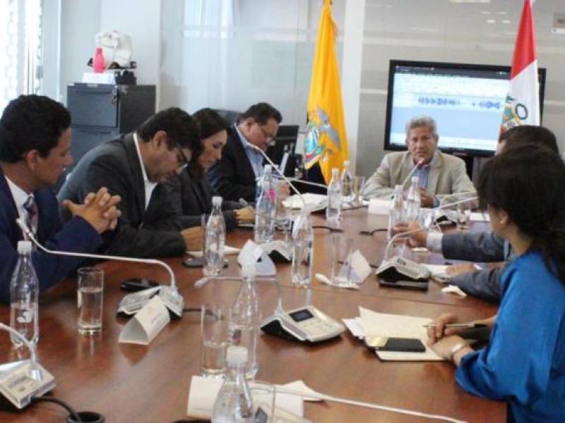 Esta alianza trabajará una agenda política común sobre temas relacionados con la protección de la Amazonía. Foto: Expreso