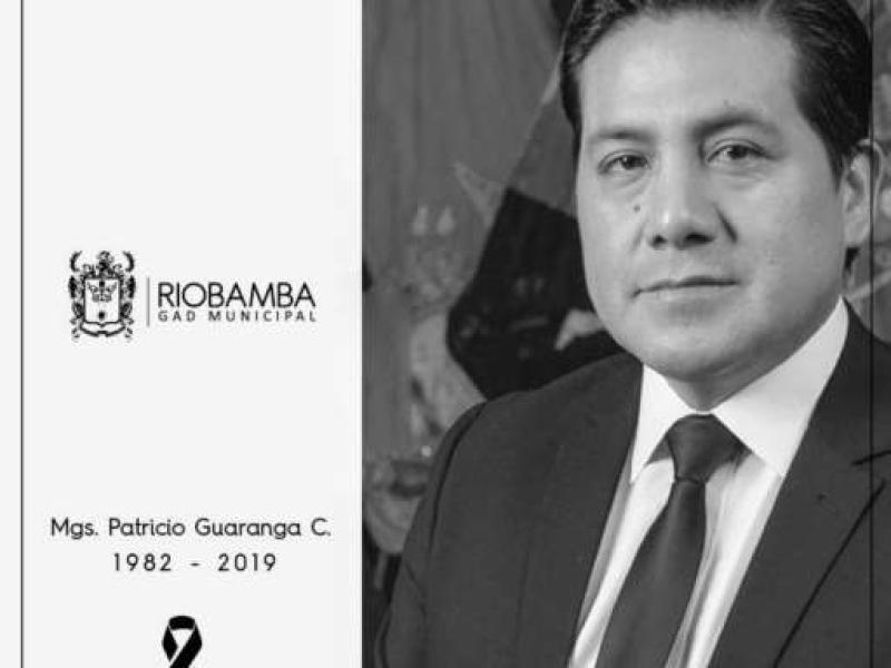 Política. Patricio Guaranga perteneció al Movimiento Cambio. Foto: La Hora