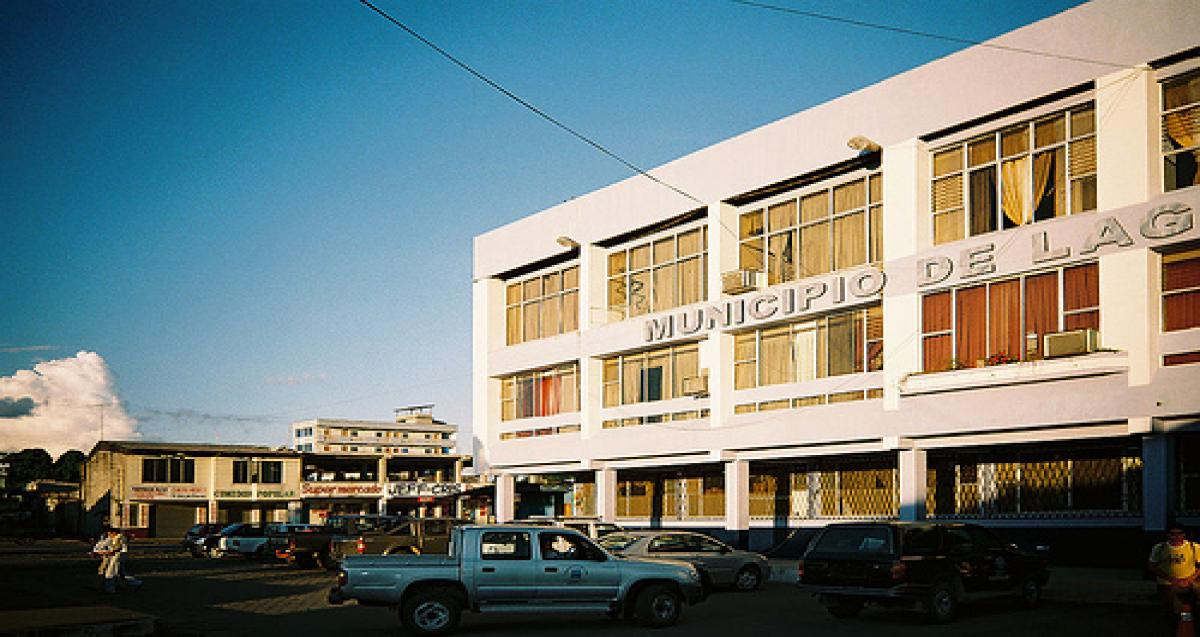 ee5ea36fd Gobierno municipal de Lago Agrio recibió sanción del ministerio de ...