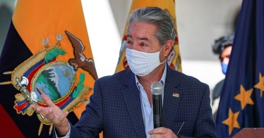 Ecuador aprueba la vacuna de Pfizer, que comenzará a llegar a partir de enero / Foto: EFE