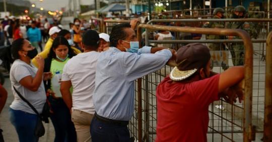 El gobierno asegura tener bajo control las cárceles del país / Foto: EFE