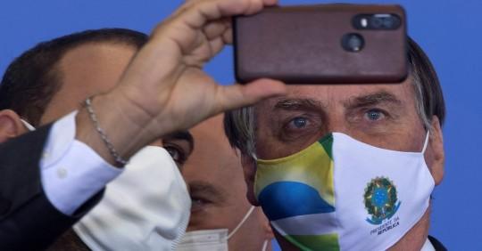 Bolsonaro confirma su asistencia a la posesión de Guillermo Lasso / Foto: EFE