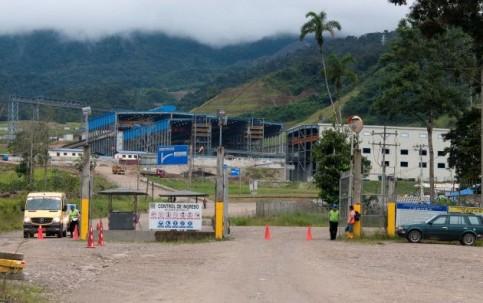 A PUNTO DE EXPLOTAR EL COBRE. El proyecto Mirador, en Zamora Chinchipe, entrará en fase de exploración a fines de este año, inaugurando la minería a gran escala en Ecuador. Foto: Vistazo