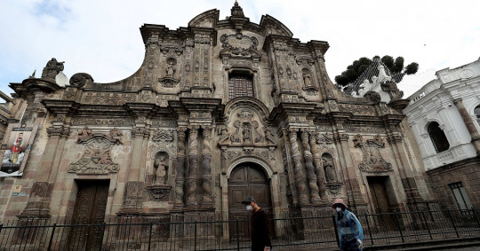 Quito proyecta su reactivación turística tras el duro golpe de la pandemia / Foto: EFE