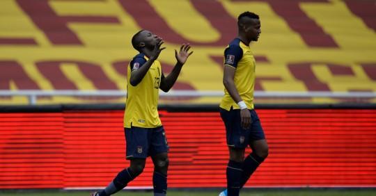 Moisés Caicedo, la joya del fútbol ecuatoriano, se va a Inglaterra / Foto: EFE