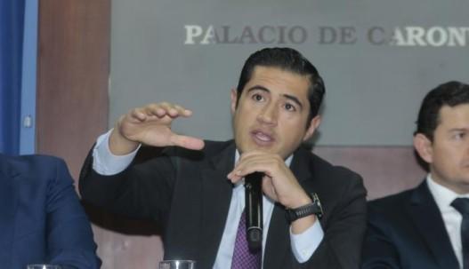 Richard Martínez, ministro de Economía y Finanzas, anunció el nuevo prestamo a través de su cuenta de Twitter.Henry Lapo / EXPRESO