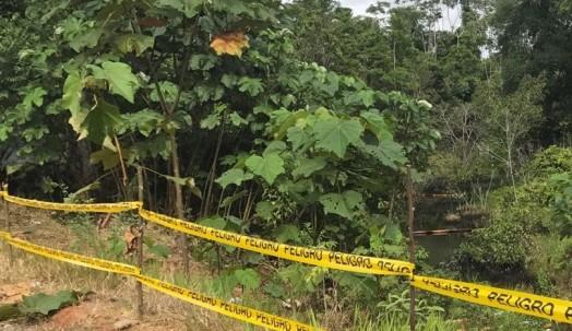 Derrame Petroamazonas en Lago Agrio. Foto: Juicio Crudo