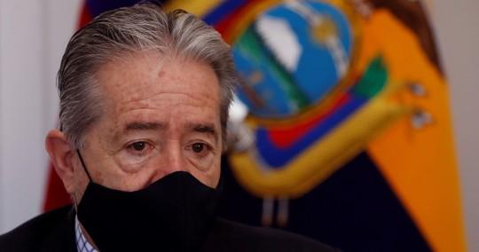 Juan Carlos Zevallos confirma que primeras vacunas llegarán miércoles o jueves / Foto: EFE