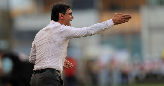 12 de los 16 entrenadores de la Serie A serán extranjeros / Foto: EFE