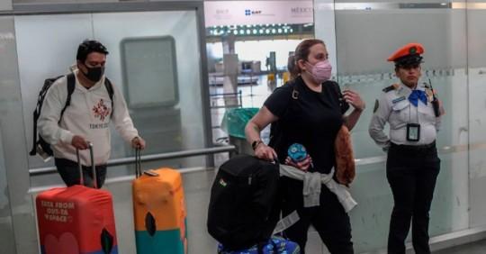 Ecuatorianos necesitan visa a México desde mañana tras aluvión de migrantes