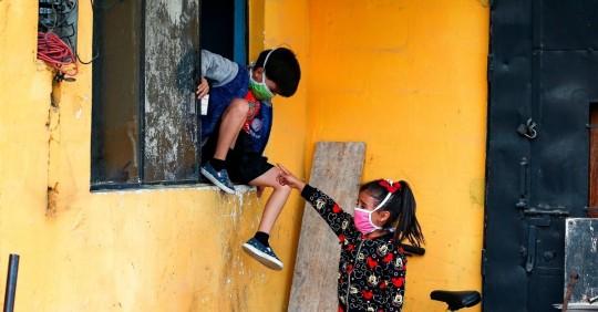 Unicef pide al país reabrir escuelas y combatir la desnutrición y violencia/ Foto: EFE