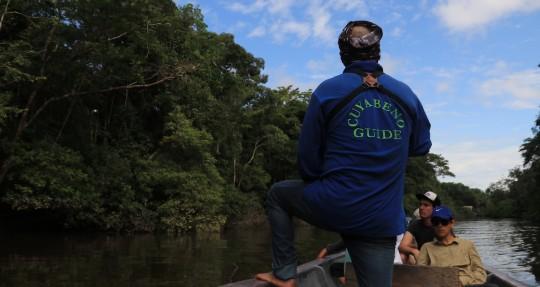 Ecuador festeja a la Amazonía / Foto El Oriente