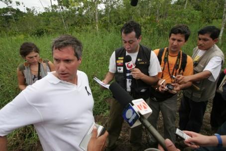 El exabogado Steven Donziger sufrió otro revés en las cortes estadounidenses. / Foto: El Oriente