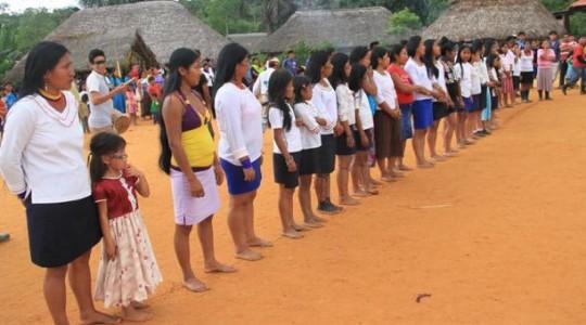 Toda la comunidad participará en la fiesta por la Pachamama. Foto: El Comercio