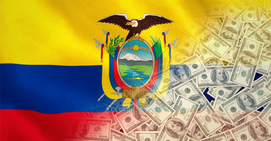 Ecuador obtuvo este año más de 4.700 millones de dólares de multilaterales. Foto: Shutterstock