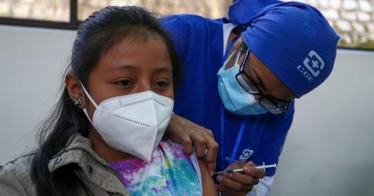 Ecuador registra 333 nuevos casos de covid y acumula 505.628 positivos / Foto: EFE