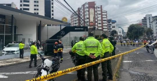 El abogado de Jorge Glas fue asesinado en Quito / Foto: EFE