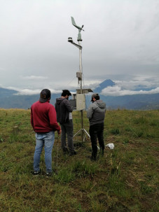 Energía solar y su potencial fotovoltaico en la región Amazónica del Ecuador / Cortesía del Instituto de Investigación Geológico y Energético (IIGE)