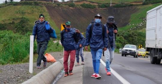 Migrante ecuatoriano murió tras intentar cruzar a Chile desde Bolivia