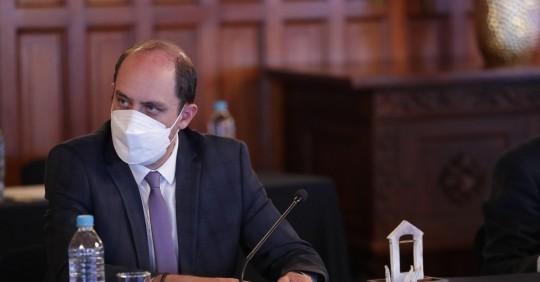 Ecuador espera la respuesta de México para negociar el TLC, dice ministro / Foto: EFE
