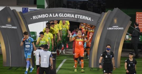Delfín no levanta cabeza en la Copa / Foto: EFE