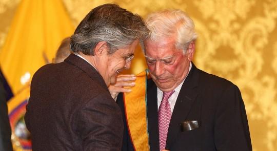 Vargas Llosa: Latinoamérica debe entender que el comunismo ha desaparecido / Foto: EFE