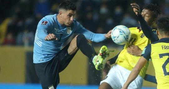 Ecuador sufrió su cuarta derrota en las Eliminatorias / Foto: EFE