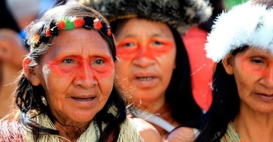 126 waoranis que habitan en la zona intangible Tagaeri-Taromenane fueron vacunados/ Foto: EFE