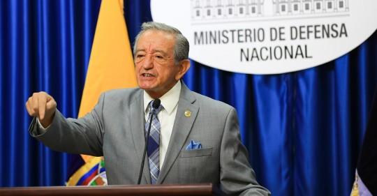 """Ministro de Defensa cree que el informe de la Defensoría del Pueblo es """"infame"""" / Foto: EFE"""