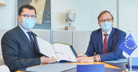 Ecuador, primer país latinoamericano en firmar el convenio europeo Medicrime / Foto: cortesía Counsil of Europe