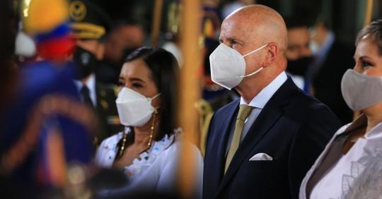 """Alfredo Borrero asegura que la realidad de salud ecuatoriana es """"deplorable"""""""