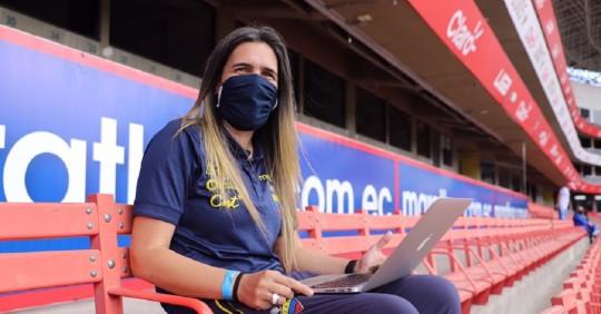 Dragonas IDV goleó 7-1 a Técnico Universitario en la Superliga / Cortesía de la Federación Ecuatoriana de Fútbol