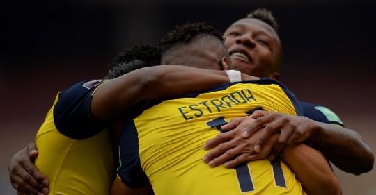Ecuador termina el 2020 con una goleada histórica sobre Colombia / Foto: EFE