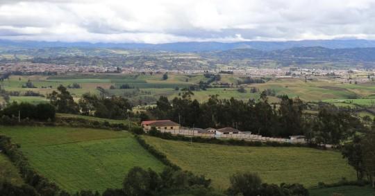 Ecuador mantendrá sus fronteras cerradas con Colombia y Perú hasta el fin de año / Foto: EFE