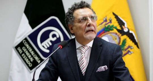 La dimisión de Celi se dio en un momento en que en la Asamblea Nacional se tramita, de forma paralela, un juicio político de censura en su contra. / Foto: EFE