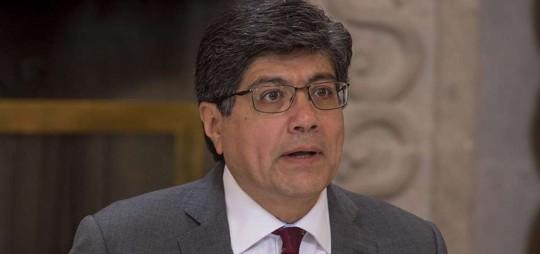 El ministro de Relaciones Exteriores, José Valencia, solicitó a la ONU mayor ayuda con recursos económicos para enfrentar la pandemia. Archivo/ ET
