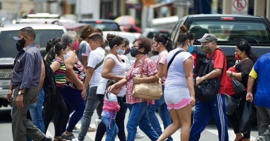Ecuador notifica 169.562 casos acumulados de covid-19 y 12.692 fallecimientos / Foto: EFE