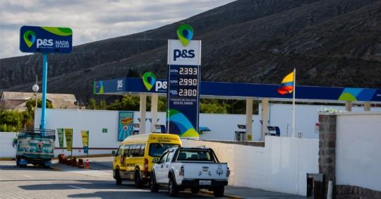 Las gasolinas Eco y Extra suben a $ 1.83 el galón / Foto: Shutterstock