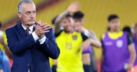 ¿Dónde se podrá ver el partido Ecuador versus Colombia? / Foto: EFE