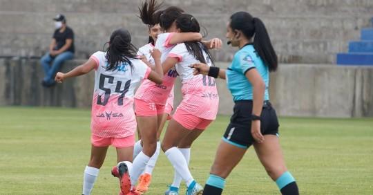 Cortesía de la Superliga Ecuatoriana de Fútbol Femenino