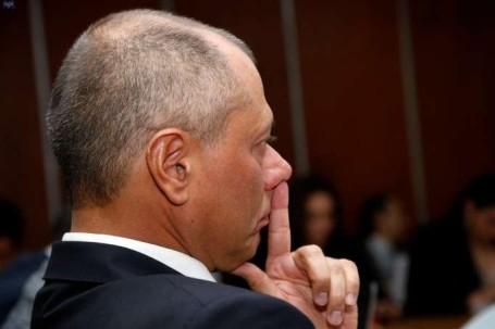 El exvicepresidente Glas está preso. Foto: La Hora