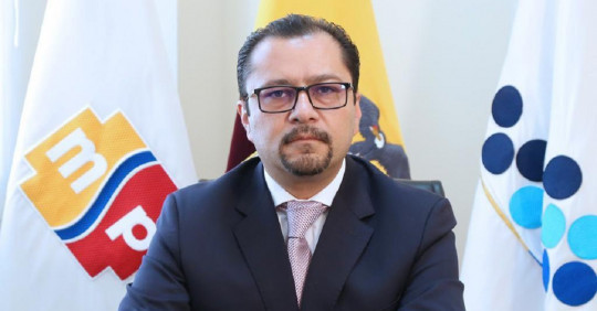 Moreno designa al quinto ministro de Salud tras polémica por vacunaciones vip / Foto: Cortesía del Ministerio de Salud