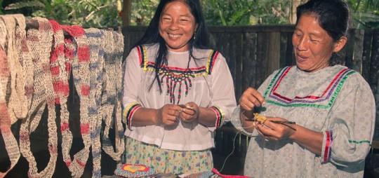 Costumbres y tradiciones del Oriente Ecuatoriano - Foto: El Telégrafo