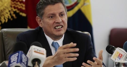 Pedro Delgado, expresidente del Banco Central, permanece detenido en Miami / Foto: EFE
