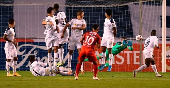 Liga e Independiente disputarán la Copa Sudamericana/ Foto: EFE