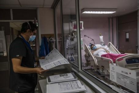 En junio se registra un incremento de contagios en Quito. Foto referencial / AFP